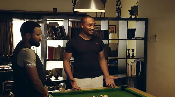 Okafor's Law is a Nigerian comedy about a man who tries to re-seduce women from his past.
