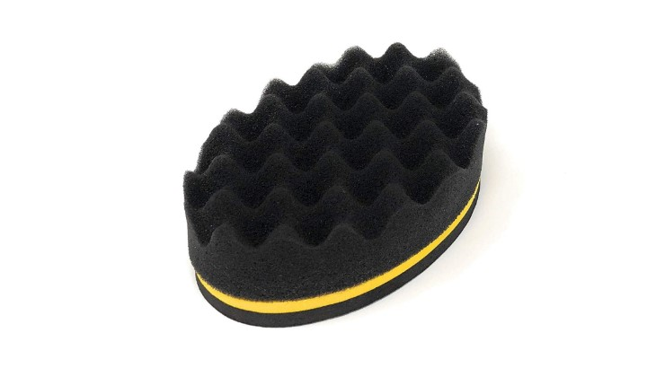 Magic Twist Hair Brush is a curl sponge with small holes that will help the customer gain short, tight curls or waves.