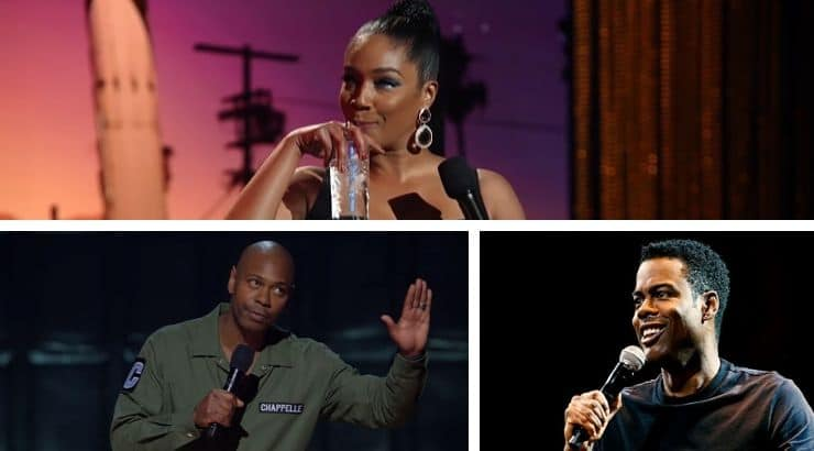 24 Best Black Stand Up Comedians With Netflix Comedy Specials