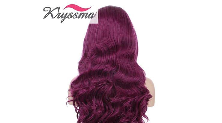Kryssma Lace Front Wig