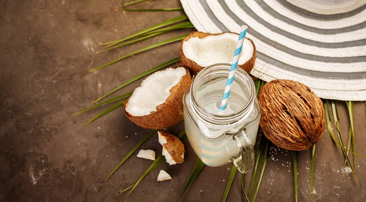 Super Food 2: Coconut Water