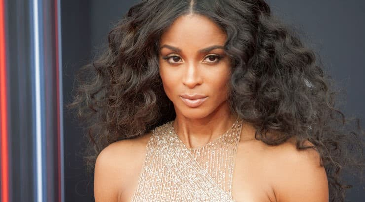 "Ciara took a brief hiatus in her career before her return with ""Level Up."""