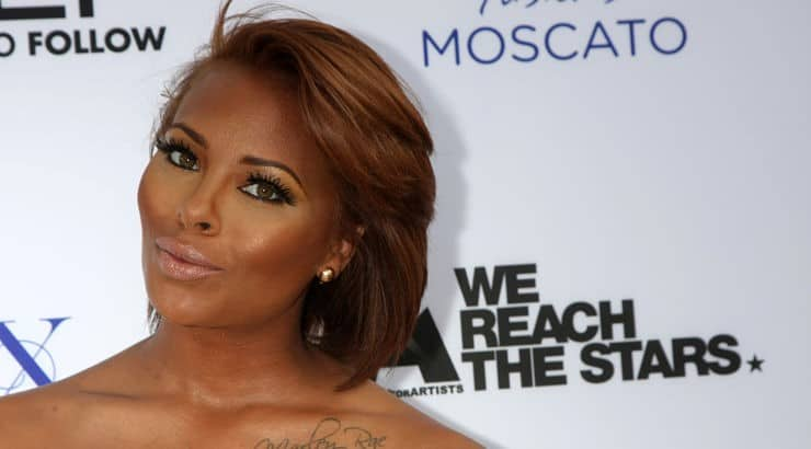 Eva Marcille is best known for winning Cycle 3 of America's Next Top Model.