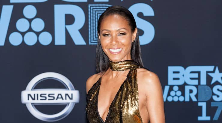 While Jada Pinkett began her career on TV, it was obvious that her talents were better suited for film.
