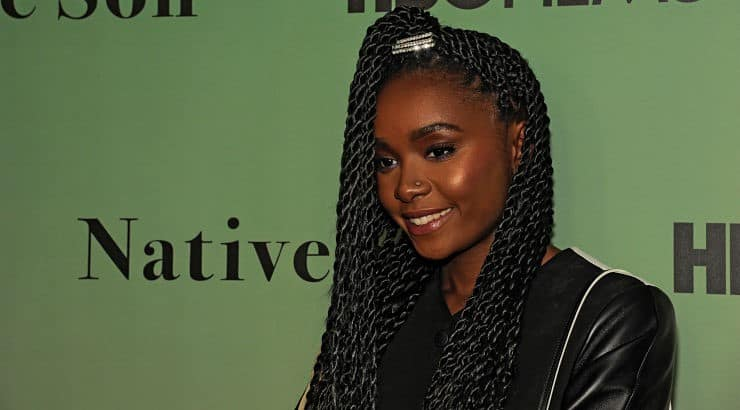 "KiKi Layne got the start of her career when she starred in the film ""If Beale Street Could Talk."""