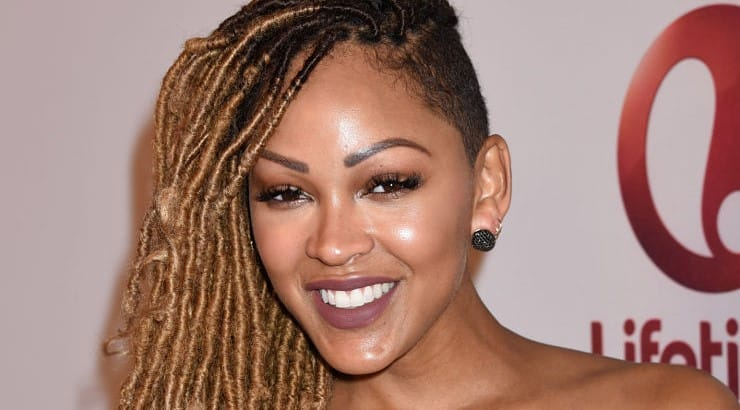Meagan Good has starred in TV shows like Deception and Minority Report.
