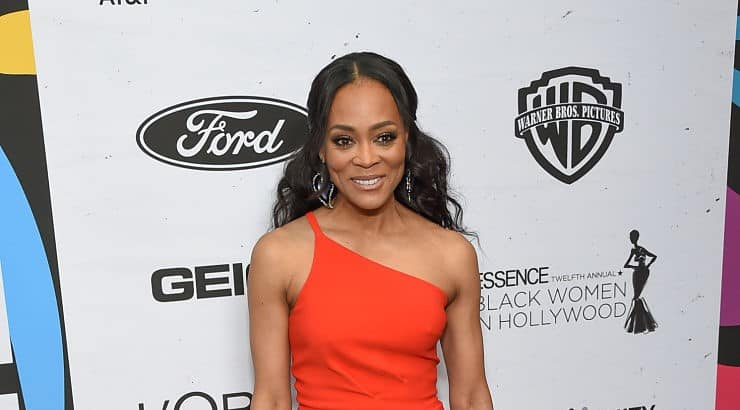 Robin Givens has been acting since the 1970s and has appeared in shows like Head of the Class and Ambitions.