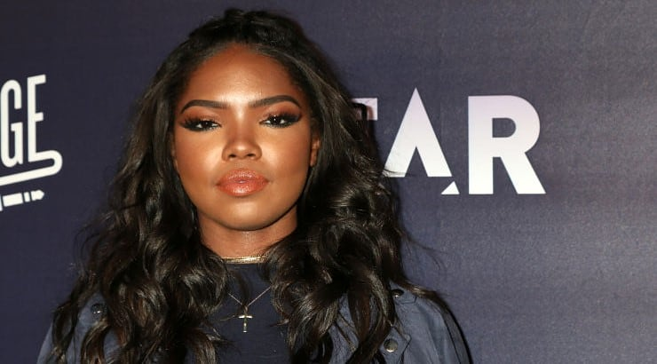 Ryan Destiny's career began to take off when she landed a role on the Fox drama series Star.