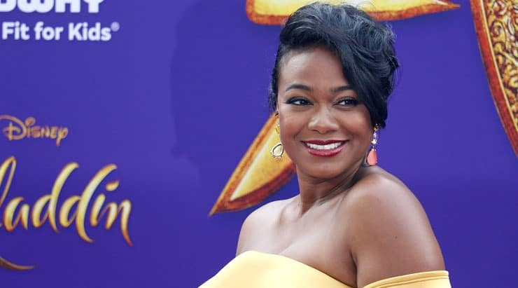Tatyana Ali first rose to fame in the '90s in her role on Will Smith's sitcom The Fresh Prince of Bel-Air.