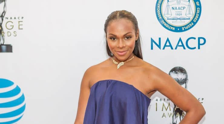 Tika Sumpter's first major role was in 2005 when she began appearing in One Life to Live.