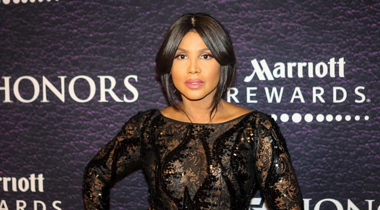 "Toni Braxton has a ton of hit songs like ""Breathe Again,"" ""Un-Break My Heart,"" and ""He Wasn't Man Enough."""