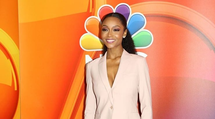 Yaya DaCosta has had numerous acting roles on TV shows like Ugly Betty and All My Children.