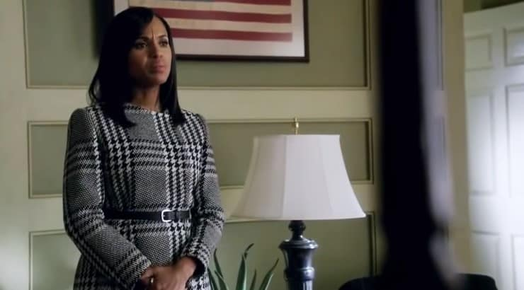 "Kerry Washington starred in the Shonda Rhimes ABC series ""Scandal"" from 2012 to 2018."