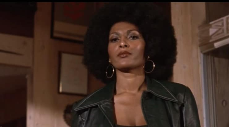Foxy Brown is a fictional movie character who was played by Pam Grier in a series of films.