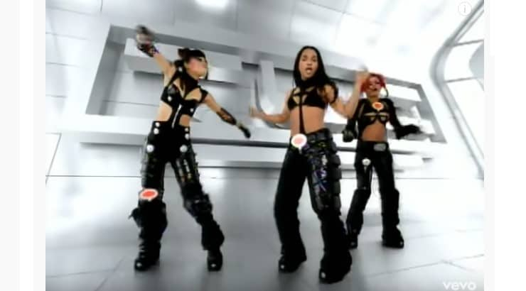 TLC is one of the best-selling female groups of all time.