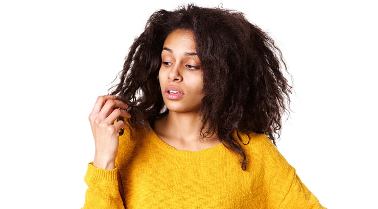 How To Thicken And Grow Black Hair And Stop The Thinning