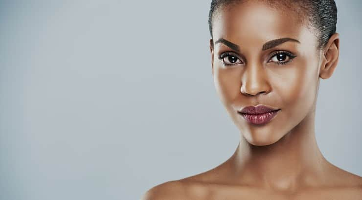 You should prep your skin for exfoliation by using warm water prior to applying the product to your skin.
