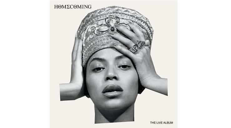 Following her Coachella performance, Beyonce released a live album version of her performance.