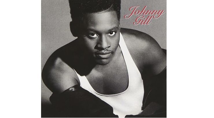 """Johnny Gill released his third album in 1990 which features singles """"Rub You the Right Way"""" and """"Fairweather Friend."""""""
