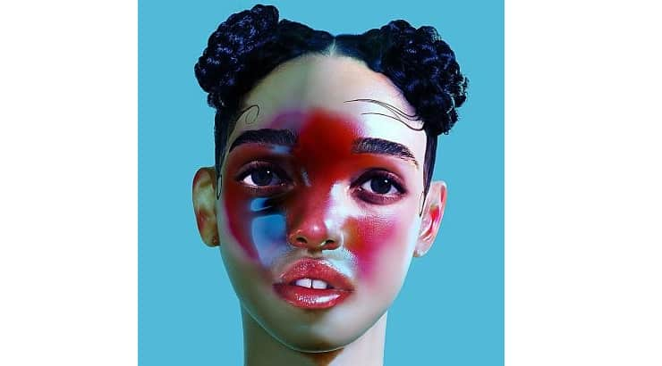 """Creating an excellent fusion of R&B and other genres, FKA Twigs released her debut album """"LP1"""" in 2014."""