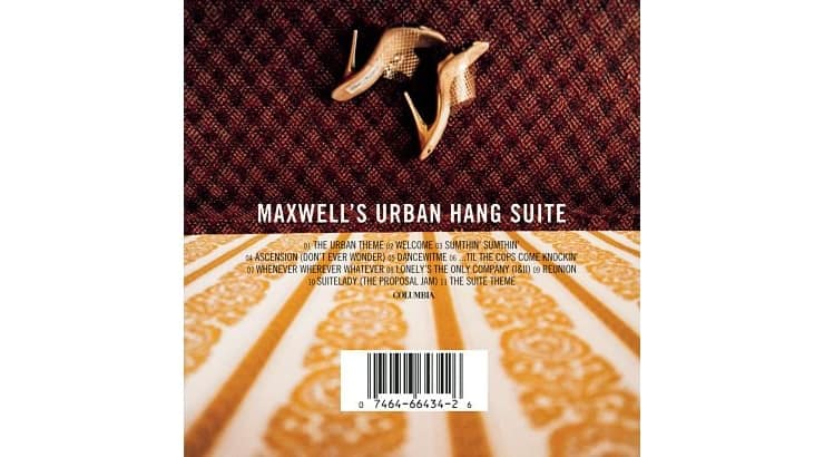 In 1996, Maxwell debuted his album and joined the neo soul faction of R&B.