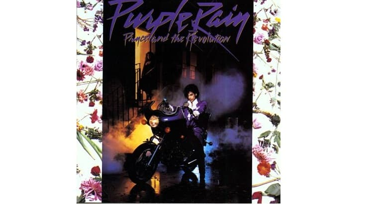 """""""Purple Rain"""" is the sixth album from Prince which served as the soundtrack for the 1984 film."""