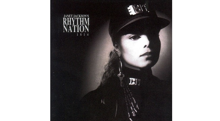 """""""Rhythm Nation 1814"""" was the fourth album released by Janet Jackson in 1989."""