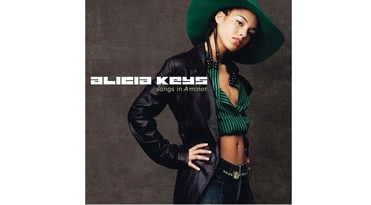 """In 2001, Alicia Keys released her debut album """"Songs In A Minor,"""" an album that earned her five Grammy Awards."""