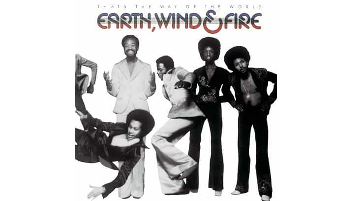 """Earth, Wind, & Fire released their sixth album in 1975 with the title track and """"Shining Star"""" as the leading singles."""