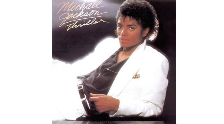 """In 1982, Michael Jackson released """"Thriller,"""" the best-selling album of all time."""