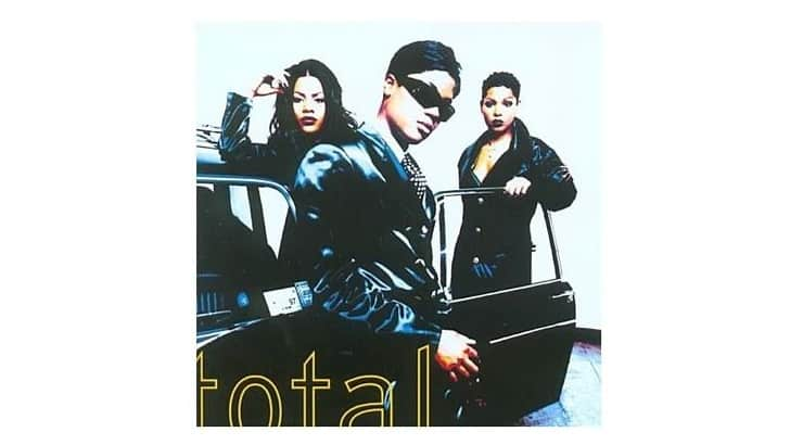"""Total released their debut album in 1996 which featured the single """"Can't You See."""""""