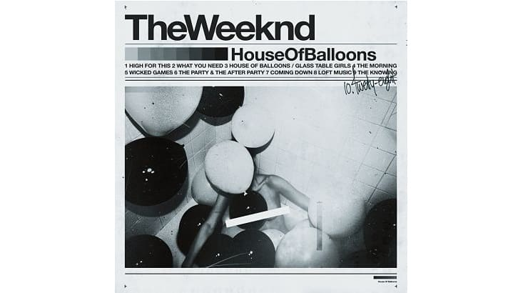 The Weeknd released a compilation album of his first three mixtapes in 2012.