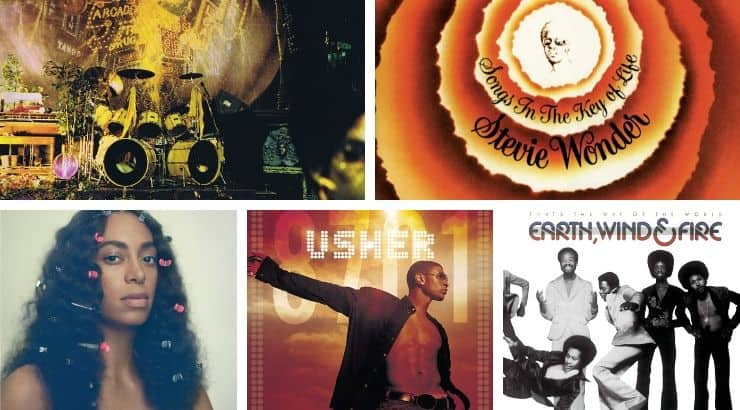 Michael Jackson, Prince, and Beyonce, are just a few artists of the past and present who have multiple of the best R&B albums of all time.