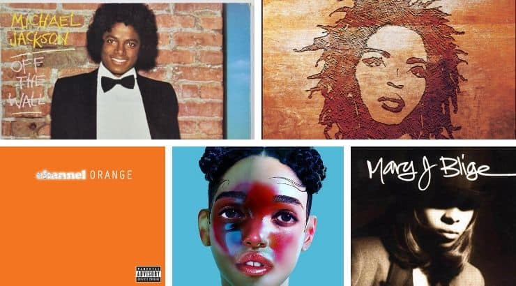 Best R&B Albums Of All Time, All Are Musical Masterpieces
