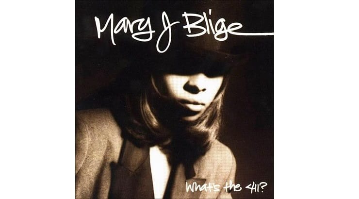 """""""What's the 411"""" was Mary J. Blige's first album that include her hit single """"Real Love."""""""