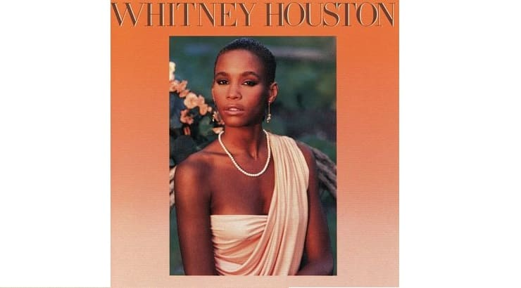 """Whitney Houston released her debut album in 1985 with three hit singles that include """"Saving All My Love for You."""""""