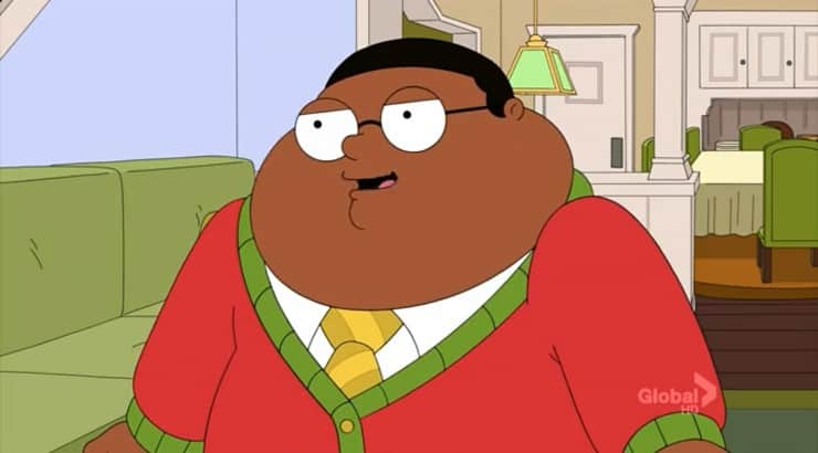"Cleveland Brown Jr. is the son of the eponymous character on ""The Cleveland Show."""