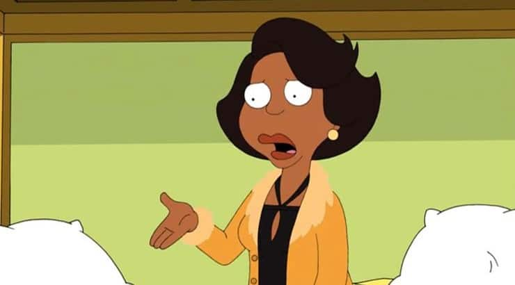 "Donna Tubbs Brown stars as the wife to Cleveland Brown on ""The Cleveland Show."""
