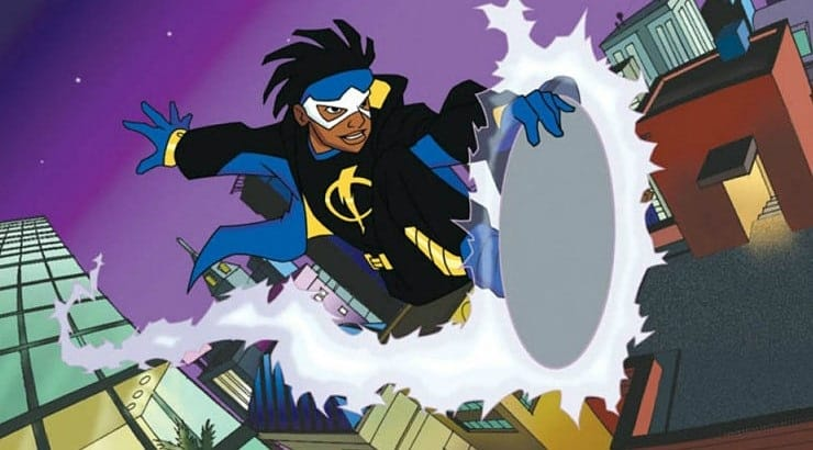 "Virgil Hawkins is a teen character who appears as the titular superhero in ""Static Shock."""