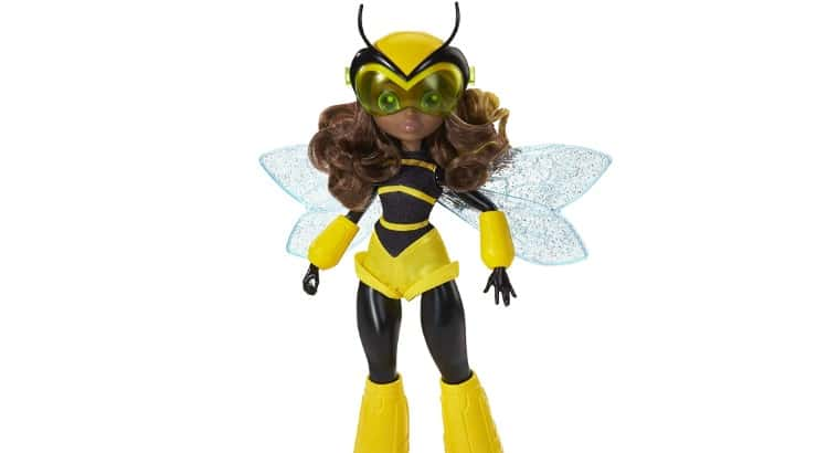 DC Comics has a black doll after their superhero, Bumblebee.
