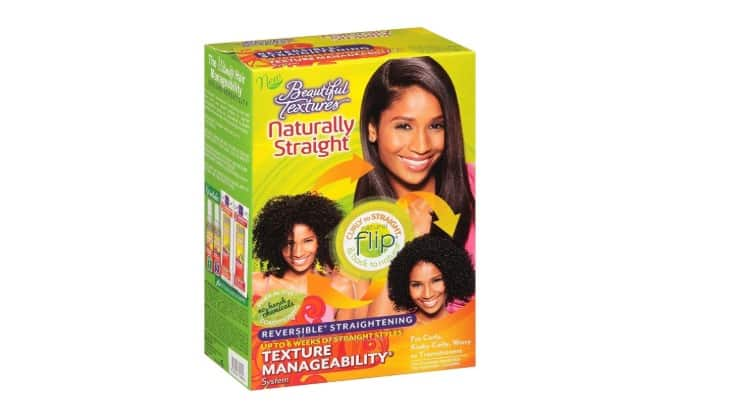 Beautiful Textures Kit can return your texture back to its normal state after 3 to 4 washes.