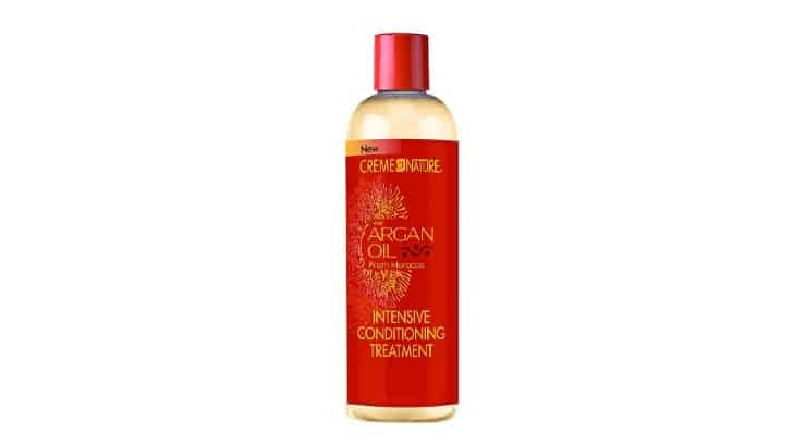 Argan oil is a popular hair care ingredient that adds moisture.