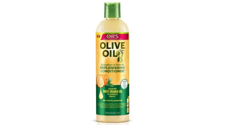 The ORS Olive Oil protein treatment is especially for those with chemically damaged hair.