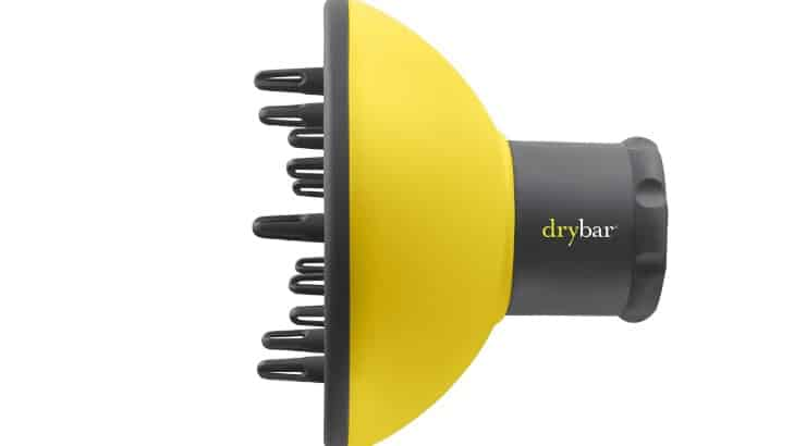 "The DryBar Bouncer Diffuser has long ""fingers"" that make it easier to reach the roots while diffusing."
