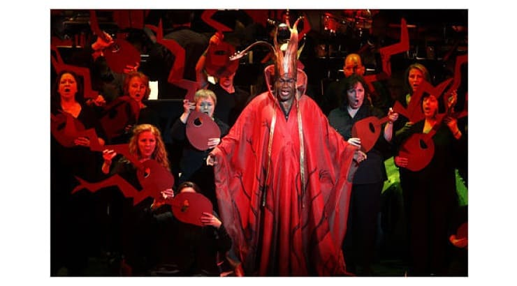 Eric Owens is an opera singer who has won two Grammy Awards in 2011 and 2012.
