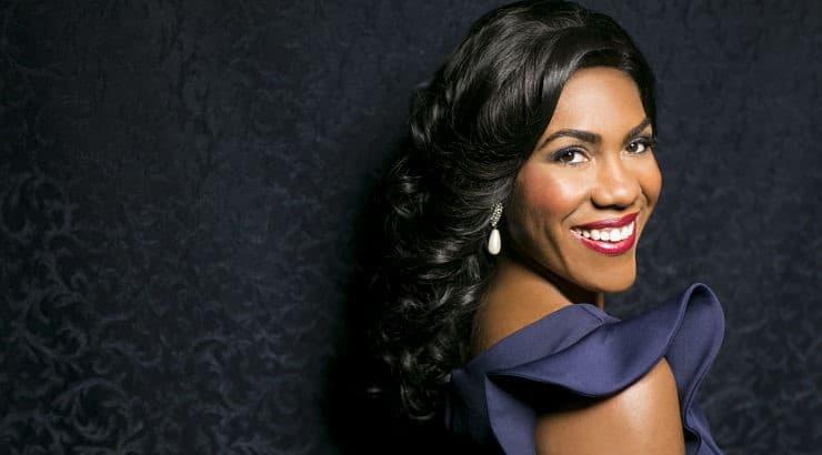 J'Nai Bridges is a black mezzo soprano opera singer who has performed with the Metropolitan Opera.