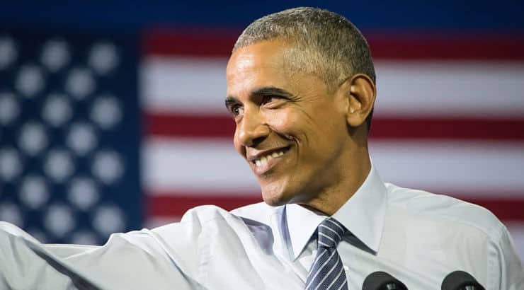 Barack Obama was a senator before becoming the 44th President of the United States.