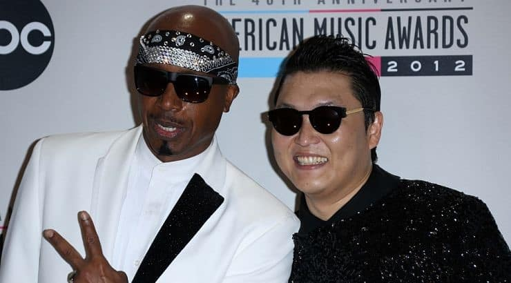 """Mc Hammer is a rapper from the 1980s who put out two hits - """"U Can't Touch This"""" and """"2 Legit 2 Quit."""""""