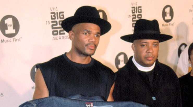 Run-DMC was a popular rap group in the 1980s with members Run, DMC, and Jam Master Jay.