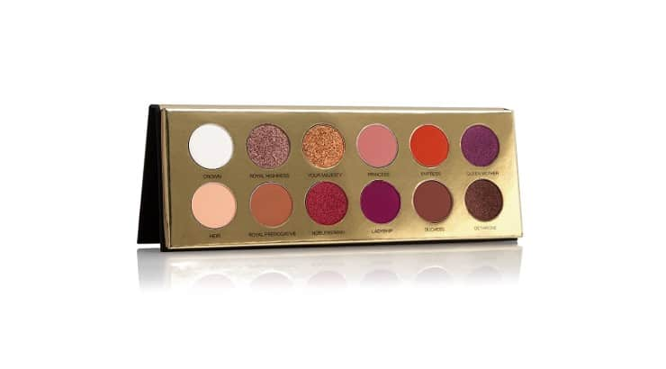 Coloured Raine is a black-owned makeup brand that was founded by Loraine R. Dowdy in 2013.